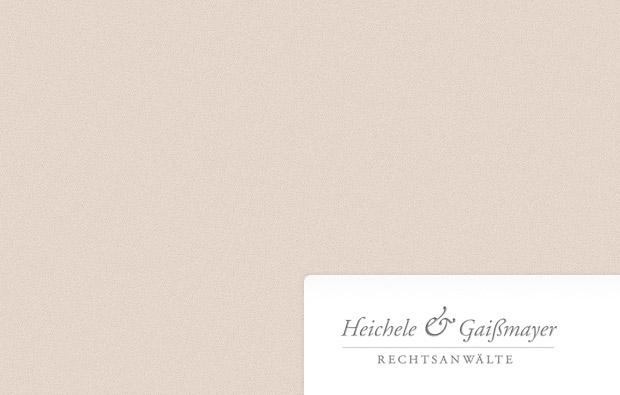 Heichele & Gaißmayer